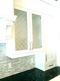 kitchen cabinets with glass inserts leaded glass cabinet insert kitchen cabinet glass inserts leaded leaded glass