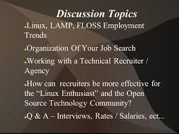 Atlanta Job Market Linux Floss Lamp And More Ari Waller