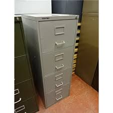 used vine retro roneo vickers 4 drawer filing cabinet light grey