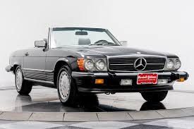 Find great deals on ebay for 1987 mercedes engine. Used 1987 Mercedes Benz 560 Sl 560 Sl For Sale Sold Marshall Goldman Motor Sales Stock W20702