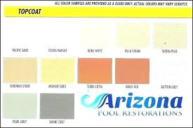 Cool Deck Paint Color Chart Cool Deck Colors Deck Painting Color Chart Paints Pool
