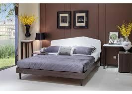 home modern king size bedroom sets high gloss modern wood bedroom furniture