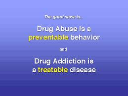 Kết quả hình ảnh cho drug addiction is a disease