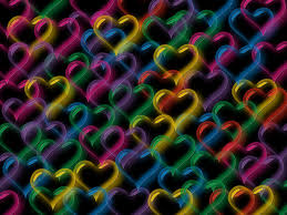 3d colorful heart wallpapers. Perfect Colorful To 3d Colorful Heart Wallpapers