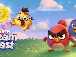 Angry Birds Dream Blast Mod APK 1.28.2 (Unlimited coins) Download