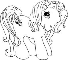 Printable Hub My Little Pony Coloring Pages Printables Pinterest