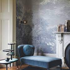 BIG trends for paint and wallpaper