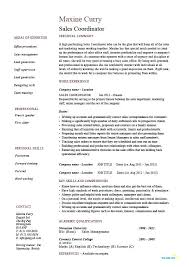 Marketing Coordinator Resume Sample Event Coordinator Resume Sample ...