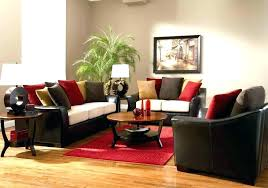 black and brown couch red and brown living room decorating ideas black and brown living room