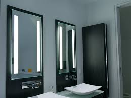 Attractive Inspiration Ideas Light Up Bathroom Mirrors Surprising