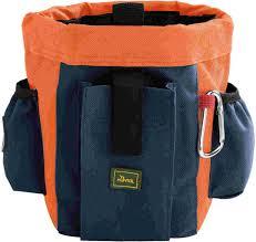 <b>Hunter сумочка для лакомств</b> Profi с карманами и клипсы для ...