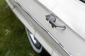 vintage car door handles. Antique, Car, Car Door, Chrome, Closed, Close-up, Collector\u0027s Vintage Door Handles O