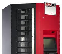 Autocrib Vending Machine Delectable AutoCrib TENAQUIP