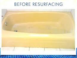 tub reglazing chicago bathtub