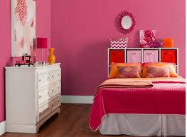 Pink Color Bedroom Bedroom In Kissable Pink Bedrooms Rooms By Color Color
