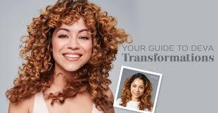 Curl Type Chart Devacurl Devacurl Blog Your Guide To Deva Transformations