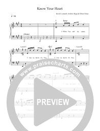 Know Your Heart Rhythm Chart David Leonard Praisecharts