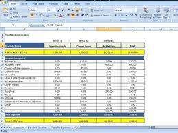 Rental Template Excel Rental Property Management Template Long Term Rentals