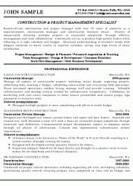 Architectural Project Manager Resume Job Description Creative Good Resume Sample 27 Common Resume Mistakes That Can Lose