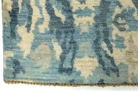 blue ikat rug target outdoor threshold blue ikat rug