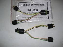 hiniker plow light adaptors snowplows of syracuse new york Hiniker Plow Wiring Harness hiniker, snow, plow, snowplow, parts, mounts, mount, kit, hiniker snow plow wiring harness