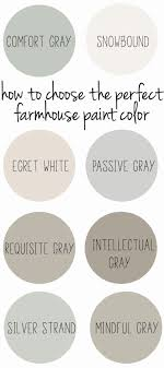 choosing neutral paint colors inspirational how to choose the perfect farmhouse paint colors