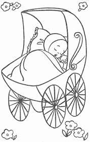 Kleurplaten Baby Geboren