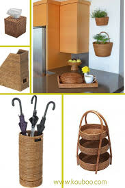 Small Picture 531 best Baskets Weaves Home Decor images on Pinterest