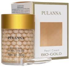 <b>Pulanna Жемчужный крем</b> на основе био-золота - Pearl Cream 60 г