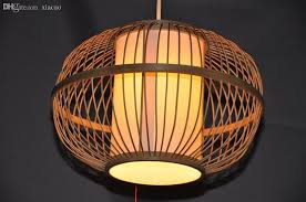 2017 whole japanese bamboo chandelier circular bamboo lantern for incredible property bamboo lantern chandelier prepare