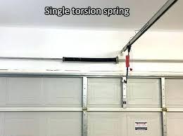 garage door opener spring garage door extension spring replacement large size of door springs on a