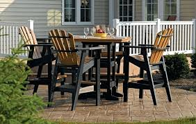bar collection outdoor furniture recycled poly backyard bar table and chairs bar collection outdoor furniture recycled home design endearing wooden bar