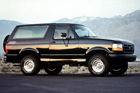 1990 96 ford bronco consumer guide auto