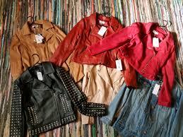 womens jackets bulk brand new