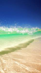 iphone 6 wallpaper summer. Wonderful Wallpaper Summer7 Clear Water Wave Wallpaper Is Suitable For IPhone 6 Inside Iphone 6 Wallpaper Summer E