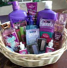 gift basket for a