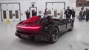 <b>Gordon Ramsay's</b> Ferrari Monza SP2 Looks Delicious