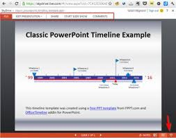 How To Open Powerpoint Online