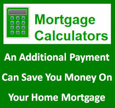 Extra Mortgage Payment Calculator Accelerated Home Loan Payoff