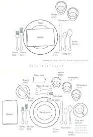 Dining Place Settings Zabori Info