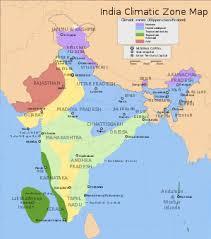 World Climate Zone Chart Climate Of India Wikipedia