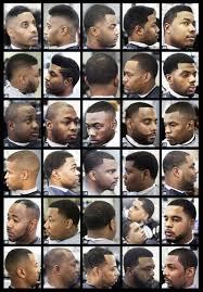 Barbershop Hairstyle Chart Haircut Chart New Hair Style