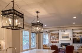 interior lantern lighting. John Street Collection JS-2 Black Lantern Bronze Hanging Copper Electric Interior Lighting