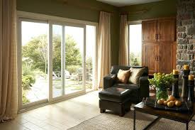 Patio House Sliding Glass Doors Home Depot Patio Doors With Built In
