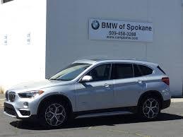 2017 bmw x1 silver. new 2017 bmw x1 xdrive28i sav spokane, wa bmw silver