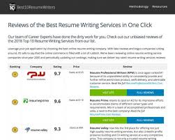 Best Resume Writing Service Beauteous 40 Best Resume Writing Services 40 Plus 40 Scams To Avoid