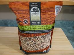 delicious sprouted rice have