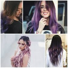Purple Hair Style charming purple ombre hair ideas new hair color ideas & trends 8712 by wearticles.com