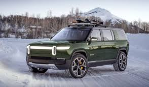 Truck Log Book For Sale More Money For Electric Trucks Rivian Raises 350m From Cox