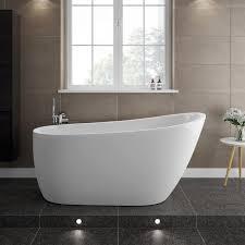 turin modern slipper free standing bath at victorian plumbing bathtub mixer singapore small medium size